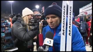 JO 2018 :  Biathlon : Anaïs Bescond déçue après l'épreuve individuelle