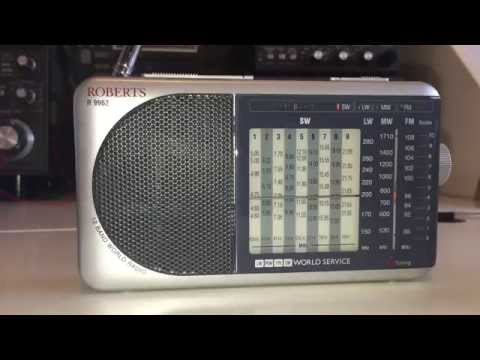 Roberts R9962 12 Band World Radio vs £8 Tesco world radio