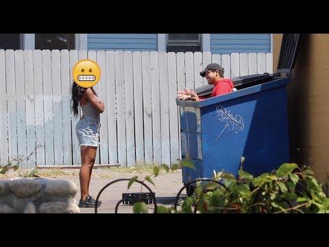 Gold Digger Trash Prank!!! Part 39!!! Gold Digger Exposed??? | UDY Pranks 2017