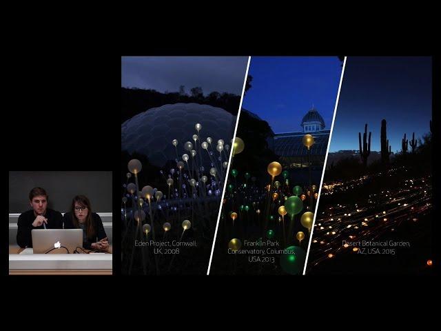 Light Art e Design della Luce | BRUCE MUNRO
