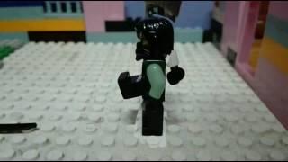 Lego Ninjago: Zane vs morro part 3