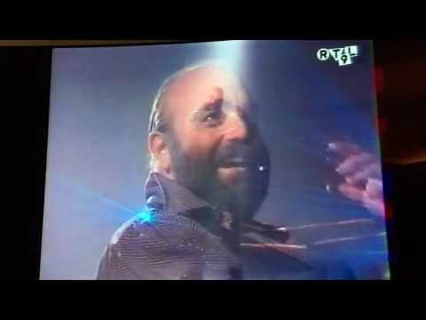 Demis Roussos Luxembourg TV march 1997