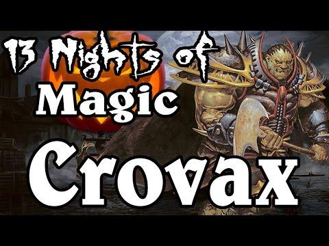 MTG Lore: Crovax