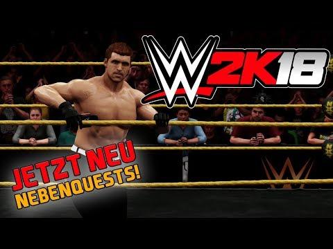 WWE 2K18 🏅 005 • Wer ist dieser FULKBERG? • LET'S PLAY WWE 2K18