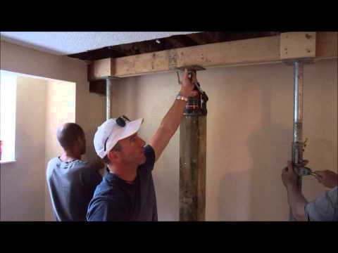 Jacking Up Floor Joists - Episode #171