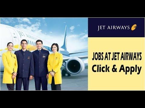 Jet airways vacancy - Ground Staff Vacancy for Mumbai location by AVIATION DREAMER