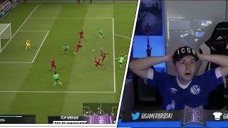 TRAUMTOR von FRANCO DI SANTO REGELT in der WEEKEND LEAGUE 😂 FIFA 19  GamerBrother STREAM HIGHLIGHTS