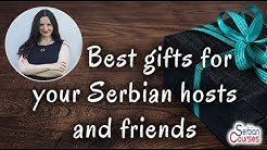 Best gifts for your Serbian hosts and friends