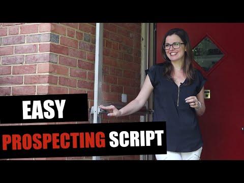 Door Knocking Script For Real Estate Agents: Lead Generation