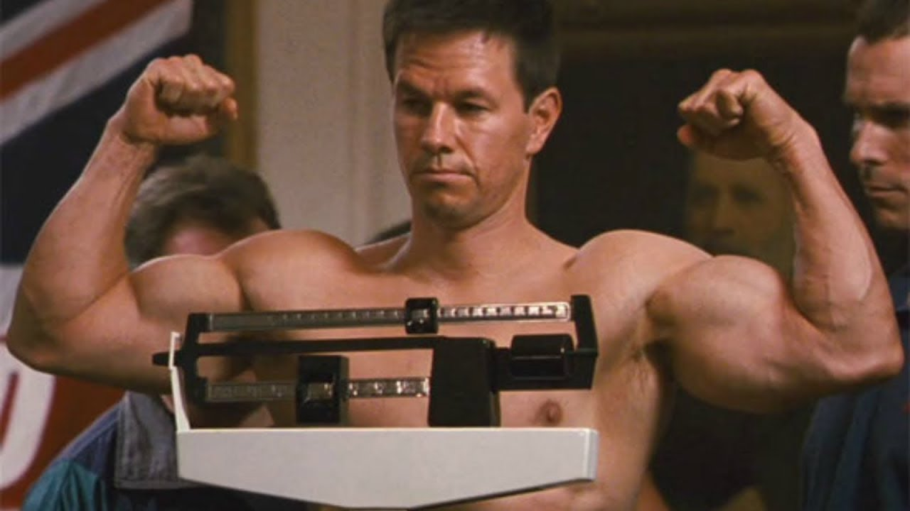 Mark Wahlberg training/workout