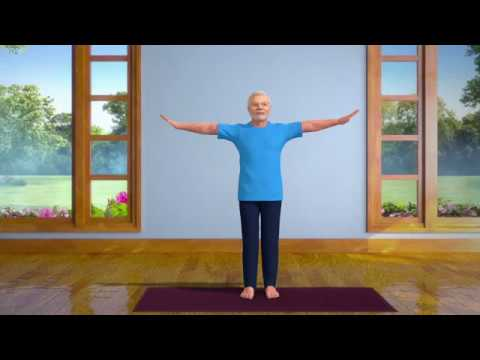 yoga with modi tadasana hindi  youtube