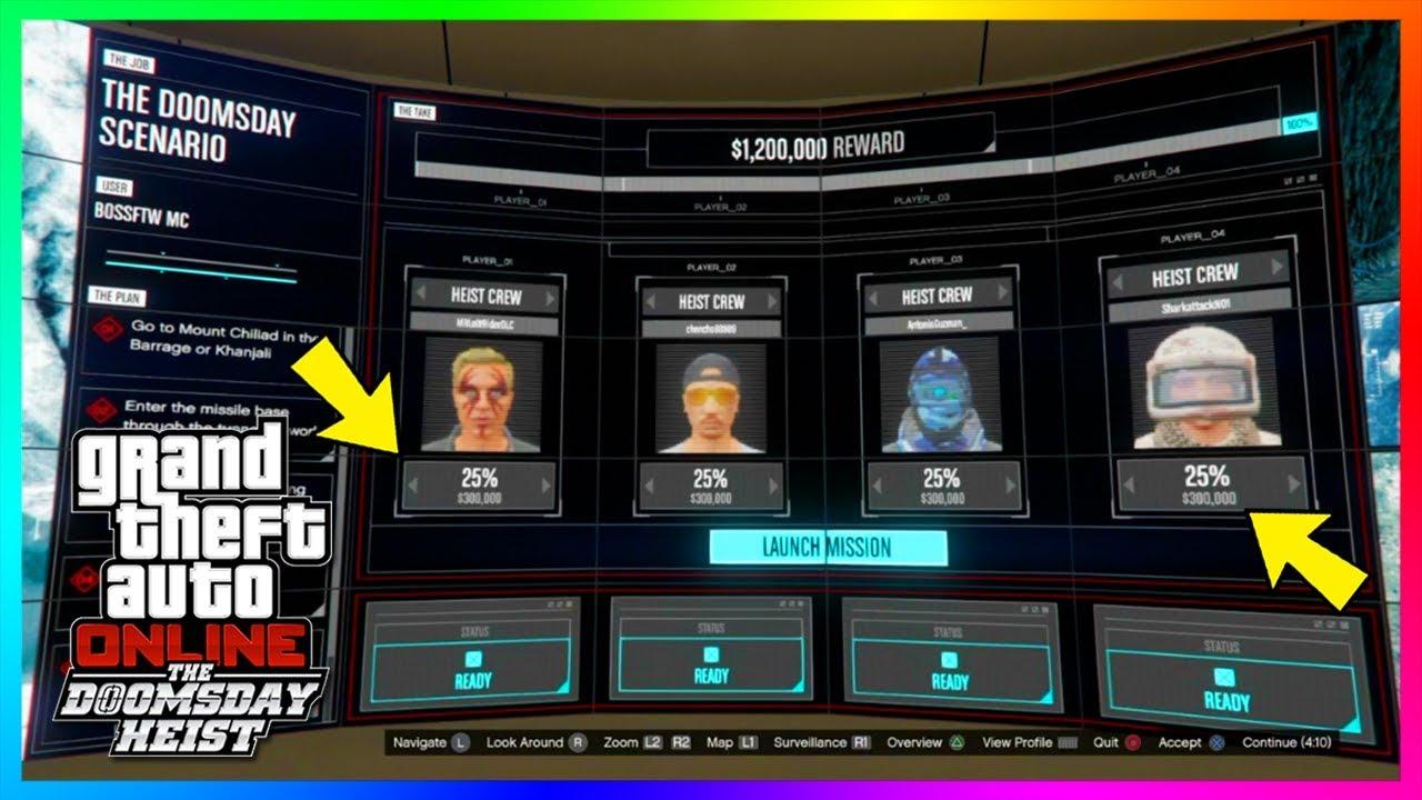 Last heist gta 5 money | GTA 5 Heists Guide (Story Mode
