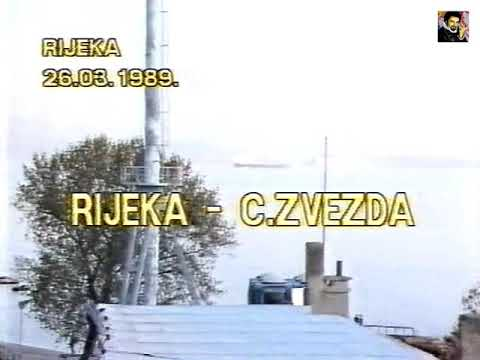 Download NK Rijeka - Crvena Zvezda 1:2 (1989.)
