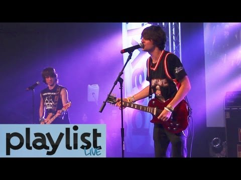 Dave Days Live - What Does it Take - Playlist Live 2013