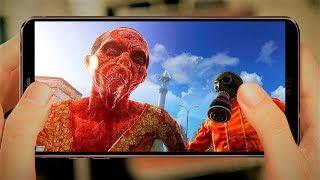 видео Лучшая графика на Андроид: топ 10 игр с супер графикой