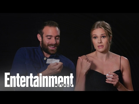 No Tomorrow: Tori Anderson & Joshua Sasse Describe The Series With 6 Words  Entertainment Weekly