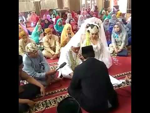 *Really Never Seen The Excitement Of Bridal*