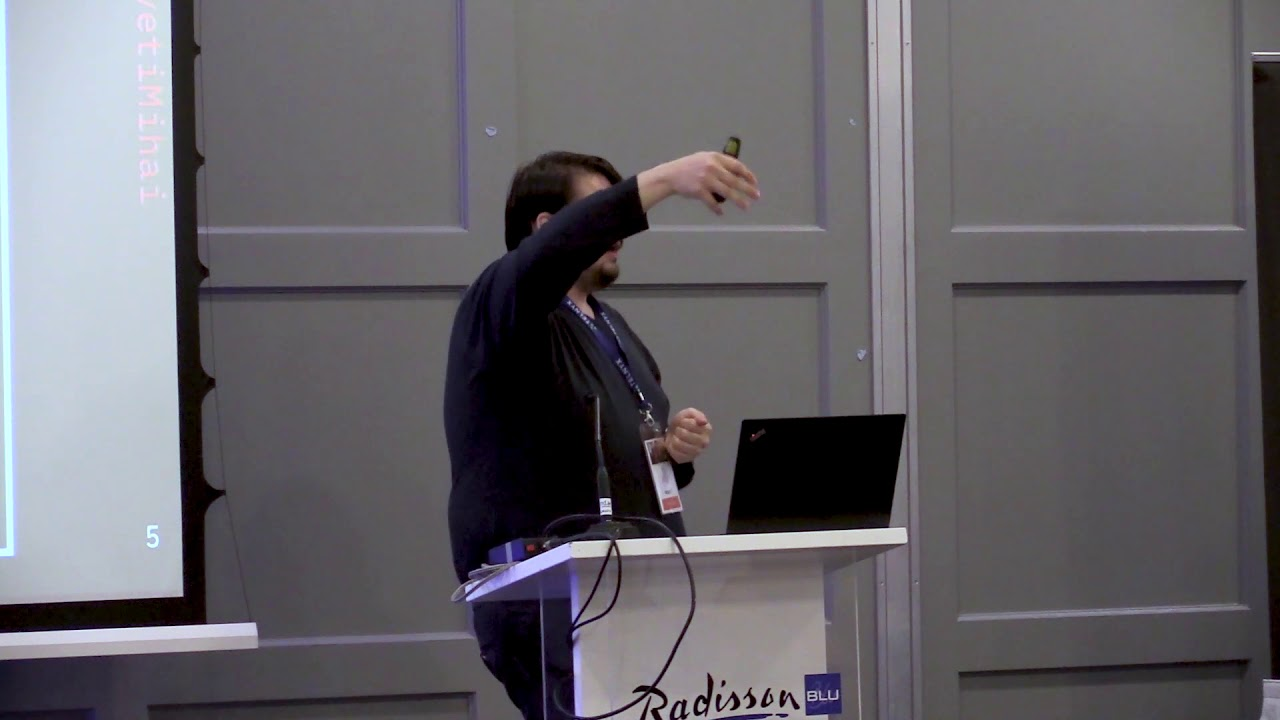 Image from PyCon Ireland 2019 - Python DevOps flows with Ansible, Packer & Kubernetes - Mihai Criveti