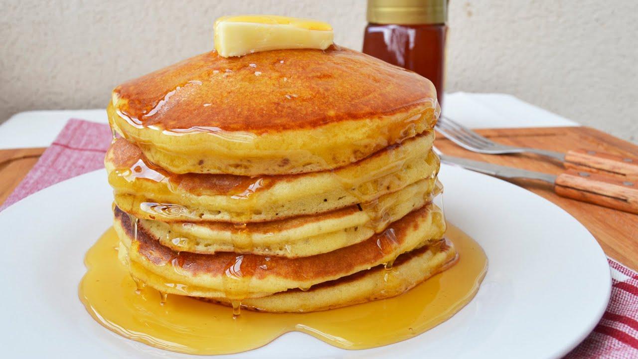 Tortitas americanas recetas de cocina youtube - Fotos de cocinas americanas ...