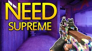 NEED MY SUPREME BACK! ROAD2SUPREME - LEM CSGO COMPETITIVE