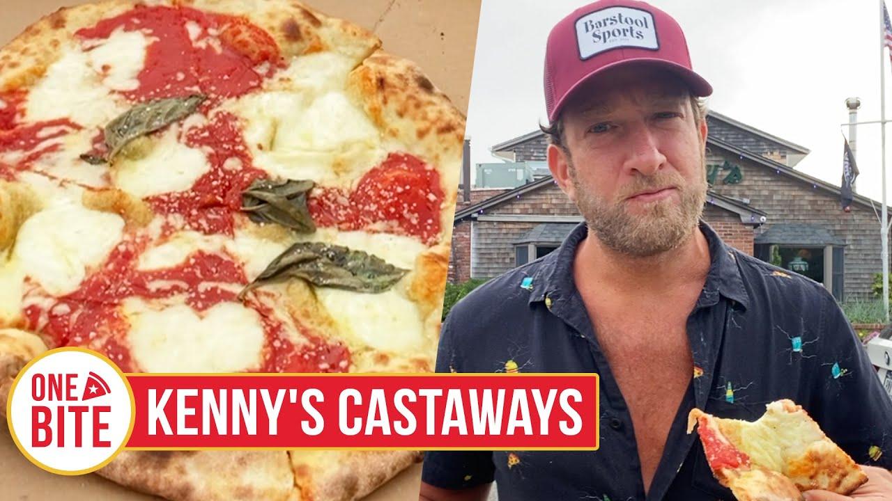 Barstool Pizza Review - Kenny's Castaways (Montauk, NY)