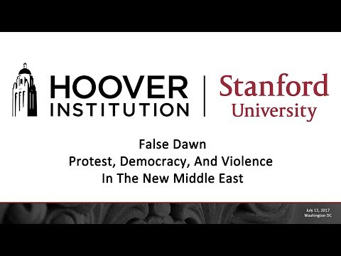False Dawn  Protest, Democracy, And Violence In The New Middle East