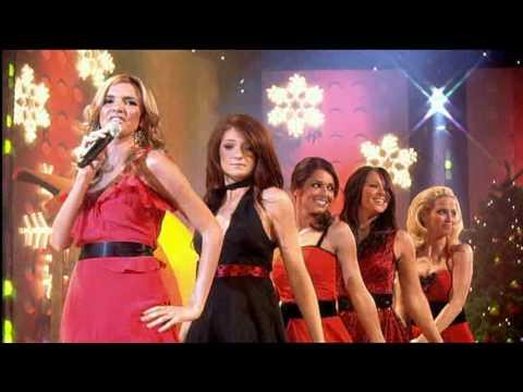 Girls Aloud - Jingle Bell Rock -  December 2005