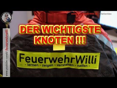 WICHTIGSTER FEUERWEHR-KNOTEN