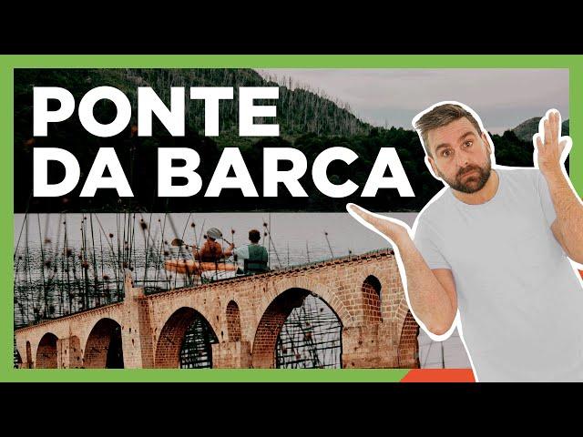 Ruta por Ponte Da Barca- Ponte da Barca - Portugal - ZXM
