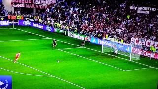Supercoppa Europea Bayern-chelsea rigori