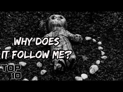 Top 10 Mysterious Unsolved Hauntings - Part 2