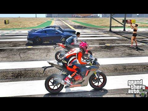 GTA 5 REAL LIFE MOD #465 CAN YOU KEEP UP!!! (GTA 5 REAL LIFE MODS)