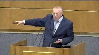 Жириновский про ТРАМПА (сирия-война)