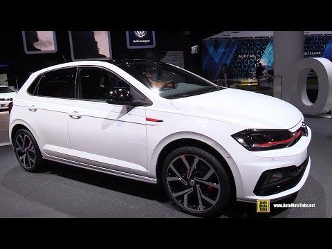 2018 Volkswagen Polo GTI Exterior and Interior Walkaround Debut at 2017 Frankfurt Auto Show