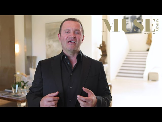 Muse Arabia/ Pascal Mouawad/ Exclusive Interview