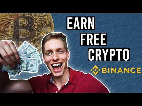 Earn FREE Money! | A Passive Income Cryptocurrency Guide On Binance