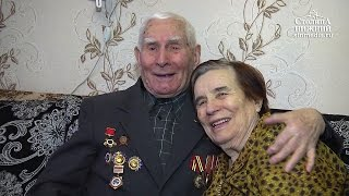 Супруги Китаевы в Сормовском районе отметили 70-летие со дня свадьбы