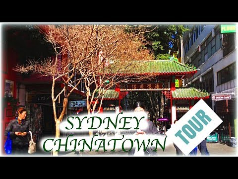 SYDNEY - CHINATOWN Tour