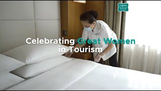 Celebrating Great Women in Tourism: Hotels