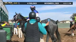 Vidéo de la course PMU RACE 1