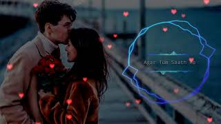 💕💕Lovers Ringtone || Agar Tum Saath Ho Instrumental Ringtone || AR Rahman || download now