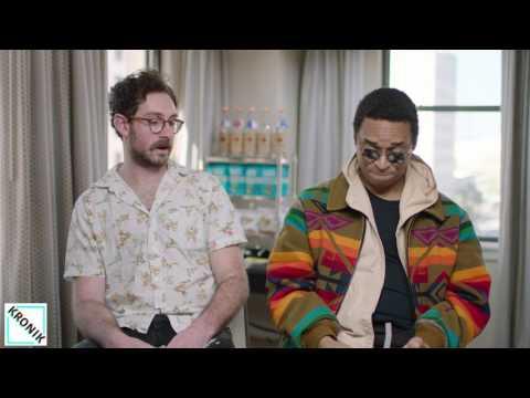 Deantoni Parks Interview