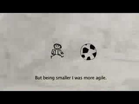 Impossible Is Nothing - Messi ( adidas commercial ) - YouTube