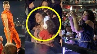 Priyanka Chopra's ROMANTIC Moment Watching Husband Nick Jonas's Performance INSIDE Video