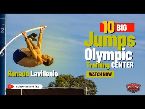 Renaud Lavillenie Olympic Training Center, Chula Vista, California