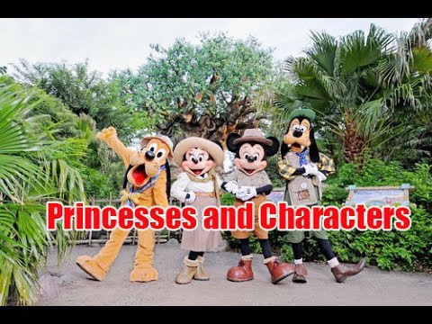 10 Facts About Disney Theme Park Princesses and Characters | Amazing Top 10