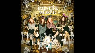 01. 4Minute (???) - Wait A Minute [4Minute - 4Minute World (5th Mini Album)] MP3