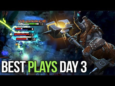 TI7 - BEST PLAYS - Group Stage Day 3 - Dota 2