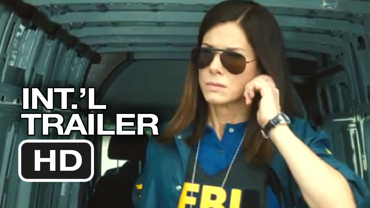 The Heat Quotes The Heat Official International Trailer 2013  Sandra Bullock