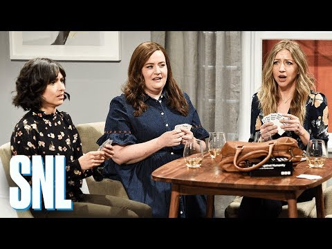Girlfriends Game Night  SNL